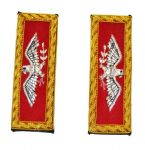 Union Artillery Colonel Shoulder Insignia Set